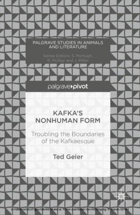 Kafka's Nonhuman Form