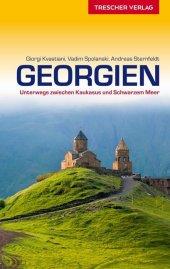 Reiseführer Georgien Cover