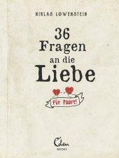 36 Fragen an die Liebe Cover