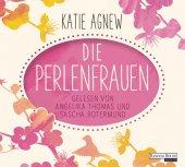 Die Perlenfrauen, 6 Audio-CDs Cover