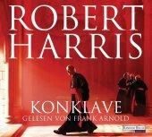 Konklave, 6 Audio-CDs Cover
