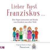 Lieber Papst Franziskus ... Cover