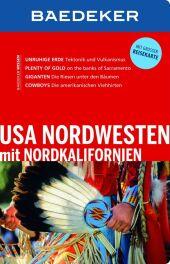 Baedeker Reiseführer USA Nordwesten Cover
