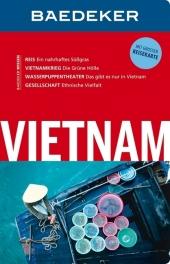 Baedeker Reiseführer Vietnam Cover