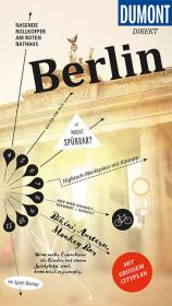 DuMont direkt Reiseführer Berlin Cover