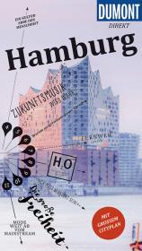 DuMont direkt Reiseführer Hamburg Cover