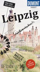 DuMont direkt Reiseführer Leipzig Cover