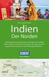 DuMont Reise-Handbuch Reiseführer Indien, Der Norden Cover