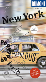 DuMont direkt Reiseführer New York Cover
