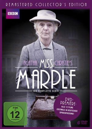 Miss Marple - Die komplette Serie mit allen 12 Filmen, 6 DVD (Remastered Collector's Edition)