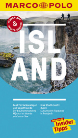 MARCO POLO Reiseführer Island Cover