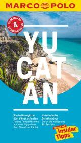 MARCO POLO Reiseführer Yucatan Cover