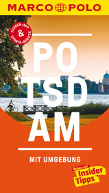 MARCO POLO Reiseführer Potsdam mit Umgebung Cover
