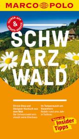 MARCO POLO Reiseführer Schwarzwald Cover