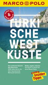 MARCO POLO Reiseführer Türkische Westküste Cover