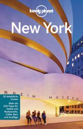 Lonely Planet Reiseführer New York Cover