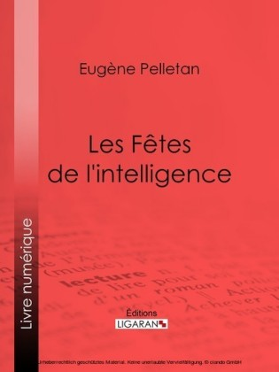 Les Fêtes de l'intelligence