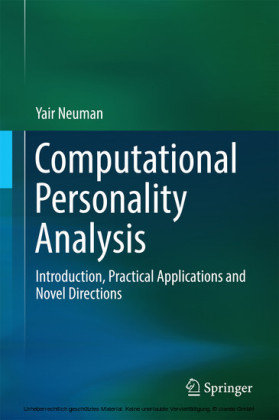 Computational Personality Analysis