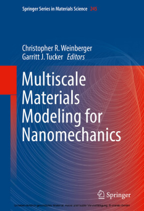 Multiscale Materials Modeling for Nanomechanics