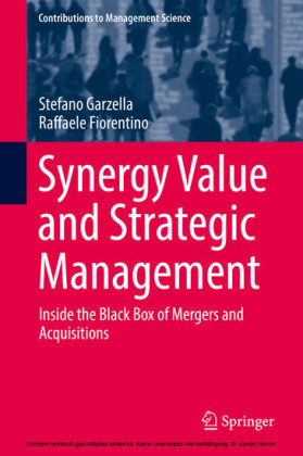 Synergy Value and Strategic Management