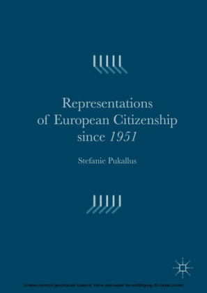 Representations of European Citizenship since 1951