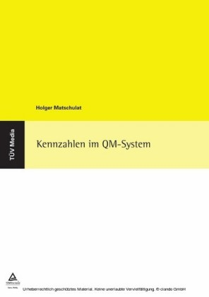 Kennzahlen im QM-System