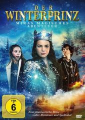 Der Winterprinz - Miras magisches Abenteuer, 1 DVD