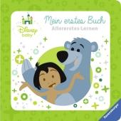 Disney Baby Mein erstes Buch Das Dschungelbuch: Allererstes Lernen Cover