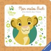 Disney Baby Mein erstes Buch Der König der Löwen: Die Welt der Tiere Cover
