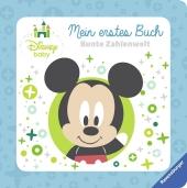 Disney Baby Mein erstes Buch Micky Maus: Bunte Zahlenwelt Cover