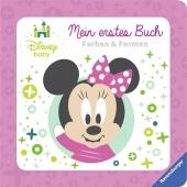 Disney Baby Mein erstes Buch Minnie Maus: Farben und Formen Cover