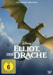 Elliot, der Drache, 1 DVD Cover