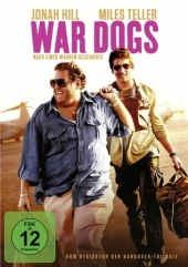 War Dogs, 1 DVD Cover