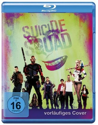 Suicide Squad, 1 Blu-ray