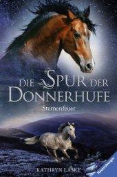 Die Spur der Donnerhufe - Sternenfeuer Cover