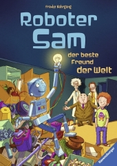 Roboter Sam, der beste Freund der Welt Cover