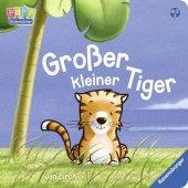 Großer kleiner Tiger