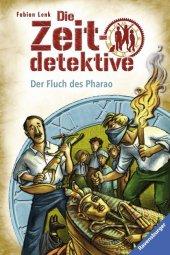 Die Zeitdetektive - Der Fluch des Pharao Cover