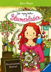 Der magische Blumenladen - Die verzauberte Hochzeit Cover