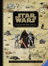Star Wars - Galaktischer Atlas