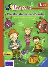 Die Monsterranzen-Bande Cover