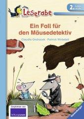 Ein Fall für den Mäusedetektiv Cover