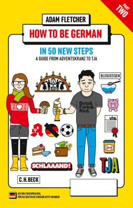 How to be German - Part 2: in 50 new steps