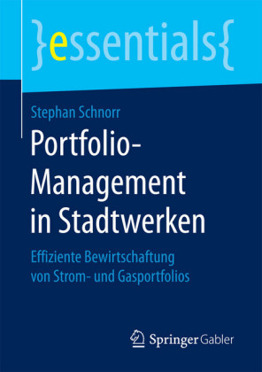 Portfolio-Management in Stadtwerken