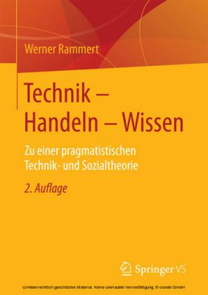 Technik - Handeln - Wissen