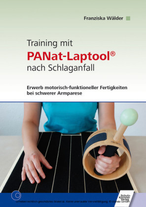 Training mit PANat-Laptool® nach Schlaganfall