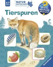 Tierspuren Cover