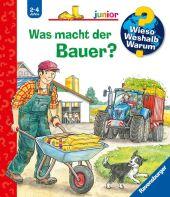 Was macht der Bauer? Cover