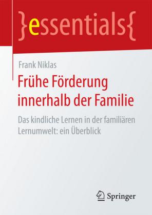 Frühe Förderung innerhalb der Familie