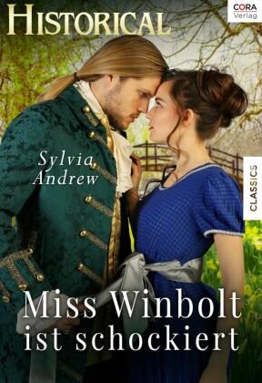 Miss Winbolt ist schockiert